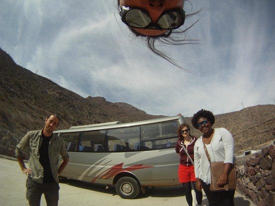 Backpackers La Serena: valle del elqui