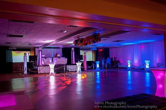 E Hotel Banquet & Conference Center : Grand Ballroom New Years Eve