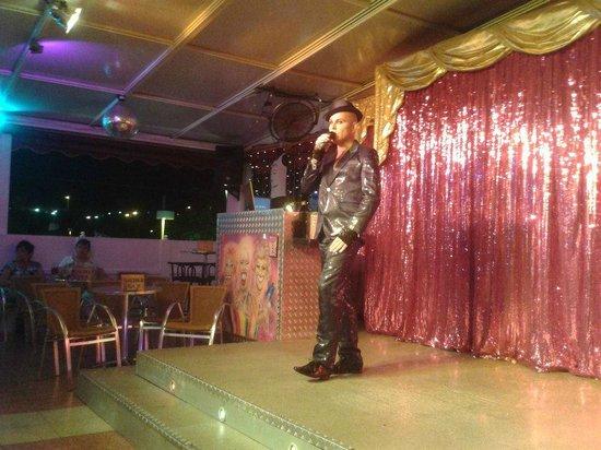 Sparkles Showbar: Michael Marouli