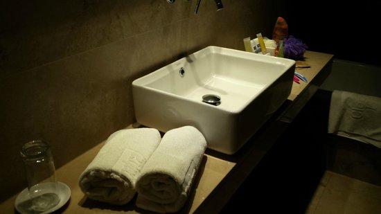 Cleopatra Hotel : Bathroom