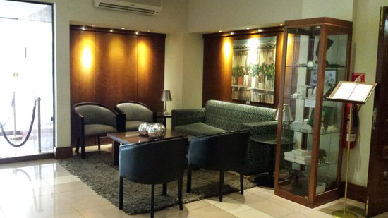 Cleopatra Hotel : Lobby