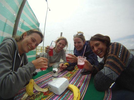 Backpackers La Serena: isla damas