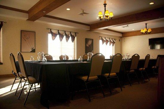 Town & Country Inn and Suites Quincy : Regency Meeting Room