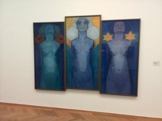 Gemeentemuseum Den Haag : Mondriaan, en ik vond het mooi.