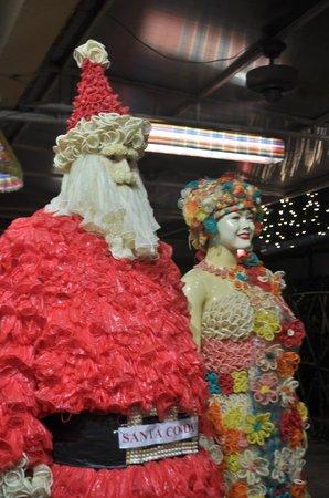 Cabbages & Condoms : Condom Santa