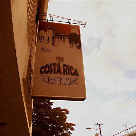 Costa Rica Guesthouse : logo