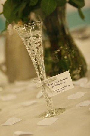 E Hotel Banquet & Conference Center : Wedding Toast