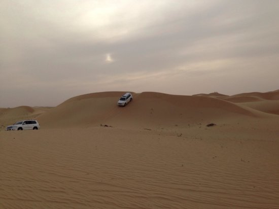 Desert Rose Tourism - Day Tours: Desert Safari