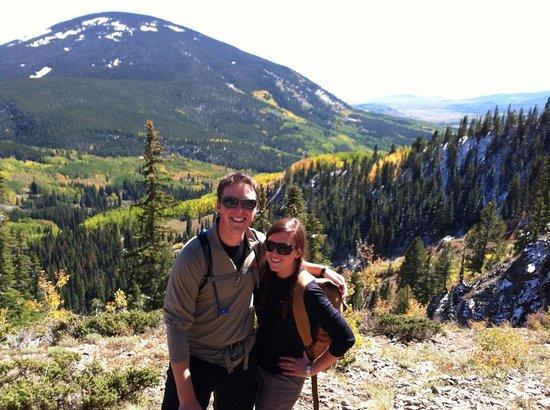 West Elk Loop Scenic Byway: A short hike near Crested Butte off the West Elk Loop