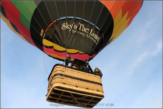 Sky's the Limit Ballooning