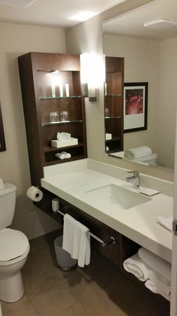 Delta Hotels Montreal: bathroom