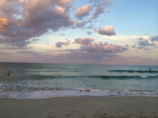 South Beach : Miami Beach at Dusk
