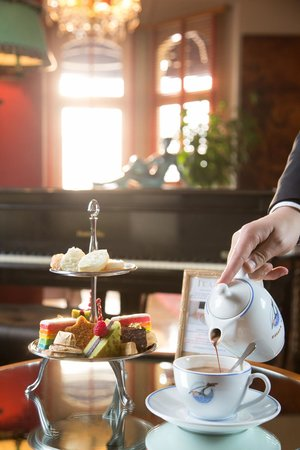 Restaurant La Passagere : Tea Time