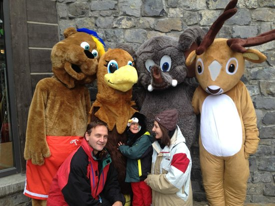 Westin Monache Resort Mammoth: Catch the Wooley Parade Saturdays at 4:30pm