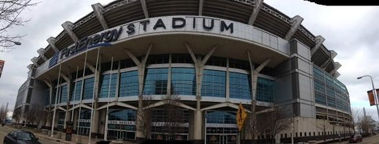 FirstEnergy Stadium : Entrance
