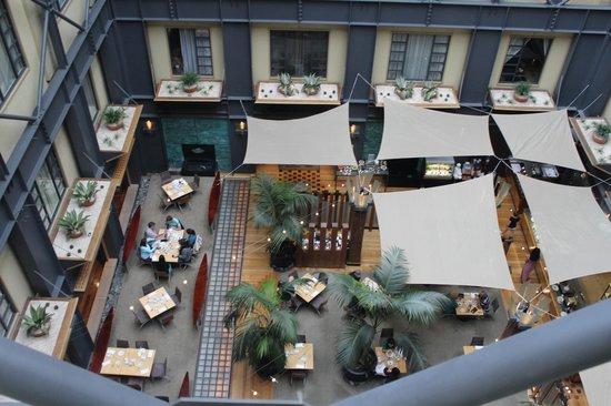 Heritage Auckland: salle à manger