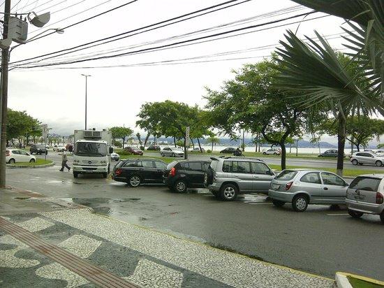 Novotel Florianopolis : Vista térrea