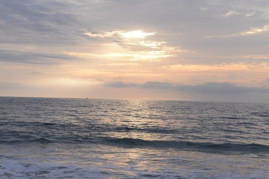 Hyatt Ziva Puerto Vallarta: Atardeceres preciosos