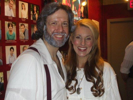 Historic Savannah Theatre : Beautiful People