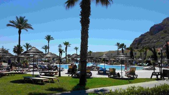 Atlantica Club Aegean Blue: One of the pools