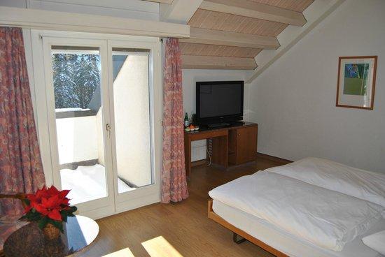 Hotel Le Green: Chambre