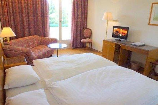 Hotel Le Green: Chambre au sud