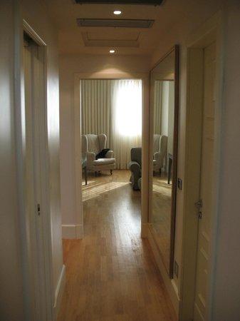 Starhotels Tuscany : corridoio camera