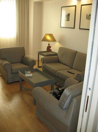 Starhotels Tuscany : salotto