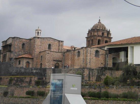 Centro Historico De Cusco: Qoricancha