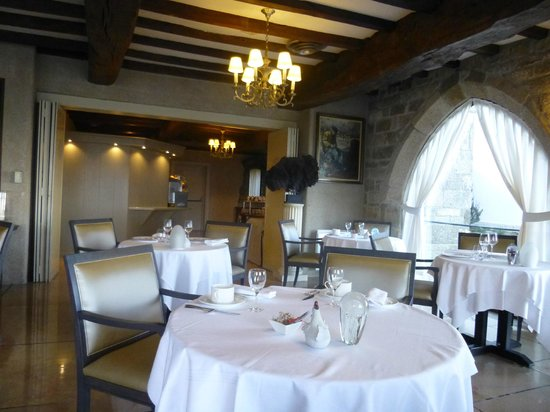 Hôtel Brittany & Spa : Dining Area