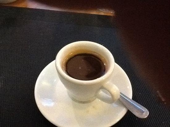 Holiday Inn Birmingham Airport: this is not espresso