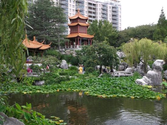 Photo of Chinese Garden of Friendship taken with TripAdvisor City Guides