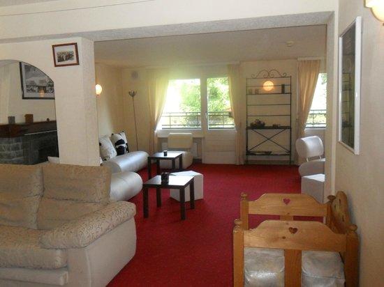 Hotel Le Green: salon