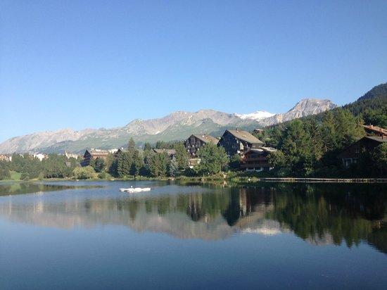 Hotel Le Green : le lac