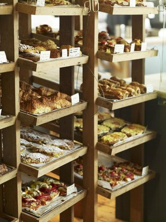 Real Patisserie: Help yourself - straight from the oven