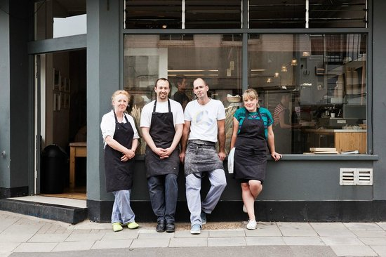 Real Patisserie: Jo, Clement, Justin, Chloe