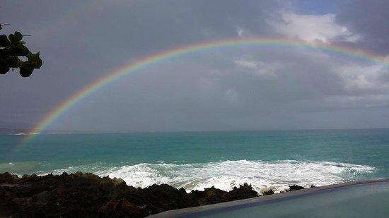 Casa Marina Beach & Reef: after the rain
