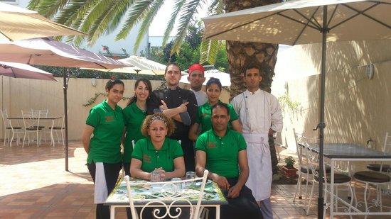 Il Giardino : notre team