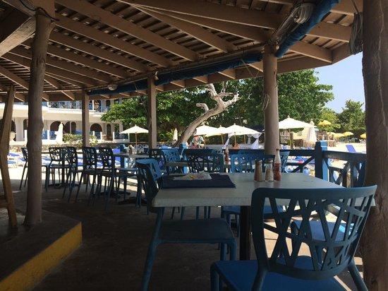 Negril Tree House Resort : O restaurante