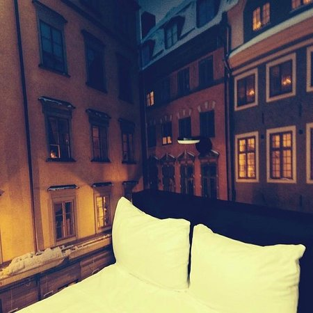 Nordic C Hotel : Cabin room