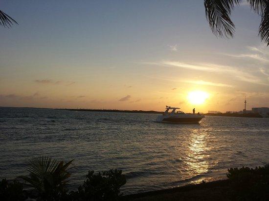 Sunset Marina Resort & Yacht Club: Vista da Marina