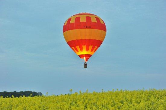 Meursault, Γαλλία: un vol qui vous transporte dans un virtuel réaliste...