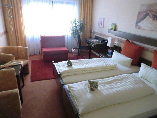 Hotel Sieben Schwaben: Zimmer mit Charme