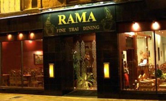 Rama Thai: Outside