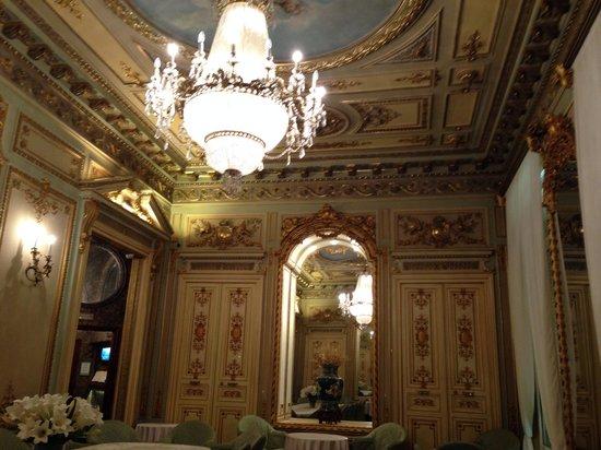 Continental Palacete: Un tuffo nel passato
