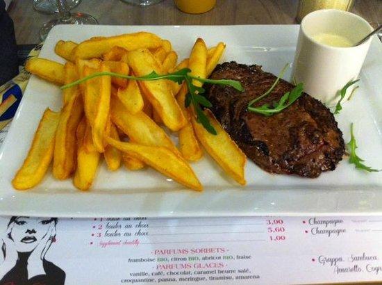 La Scala: steak