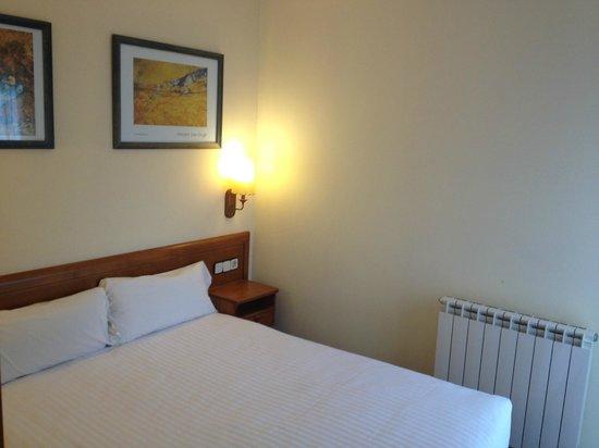 Hotel Solineu: Dormitório de casal