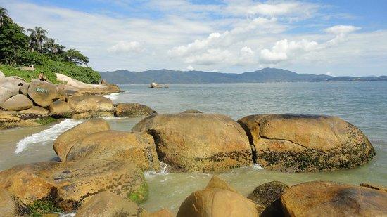 Jurere Internacional: Praia de Jurere - Nas proximidades do P12 - Clube de Praia