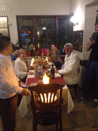 Express Restaurant & Cafe Bar : Testi kebap