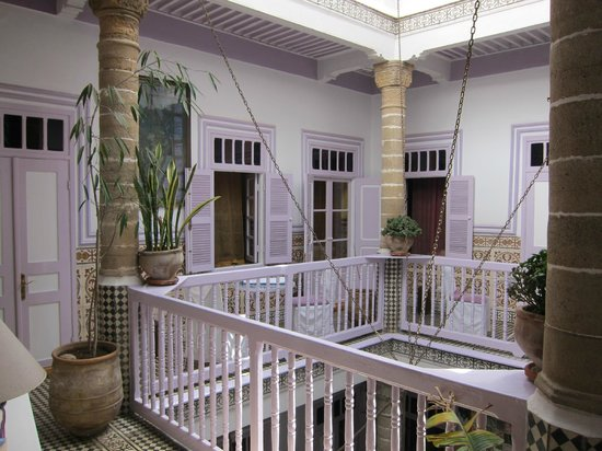 Riad Casa Lila: Riaden